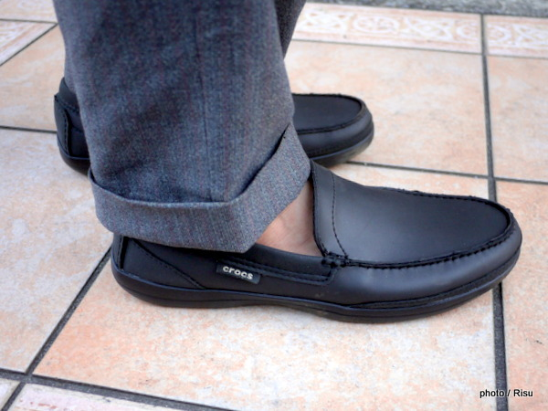 wrap ColorLite loafer men
