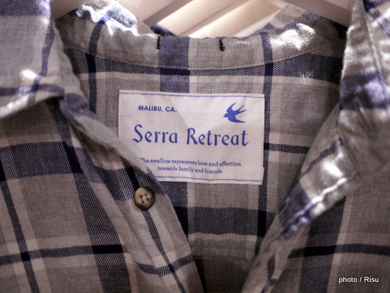 Serra Retreat PLST2016秋冬展示会