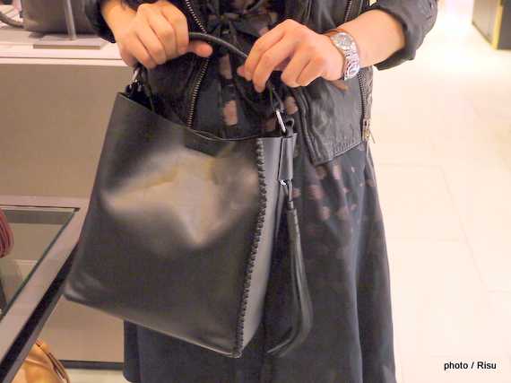 ALLSAINTSトートバッグ「PEARL MINI HOBO」